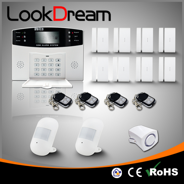 best wireless burglar alarm systems