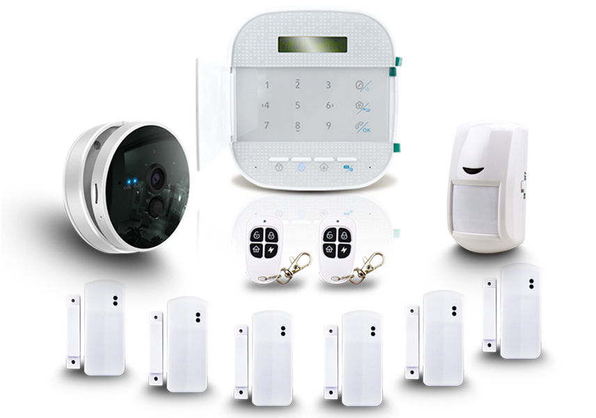 security and alarm companies