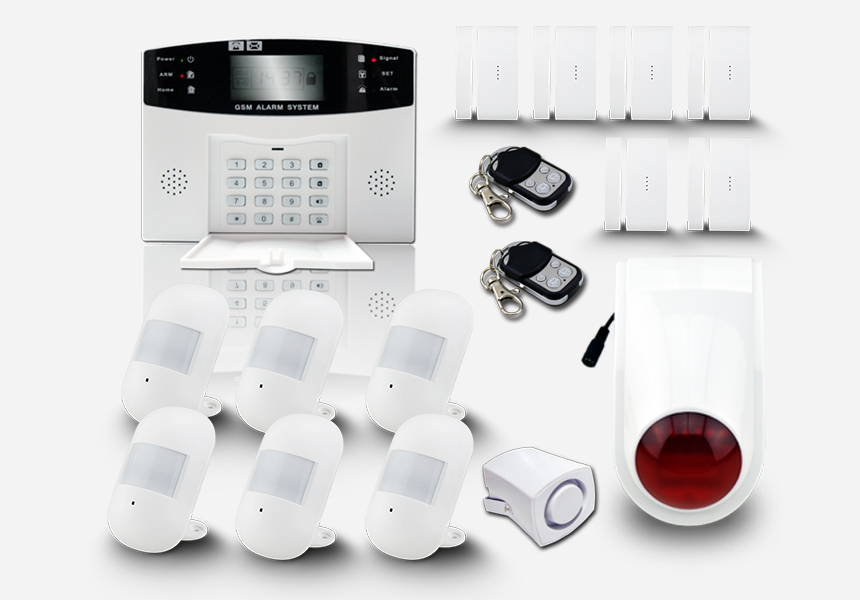 best alarm security system