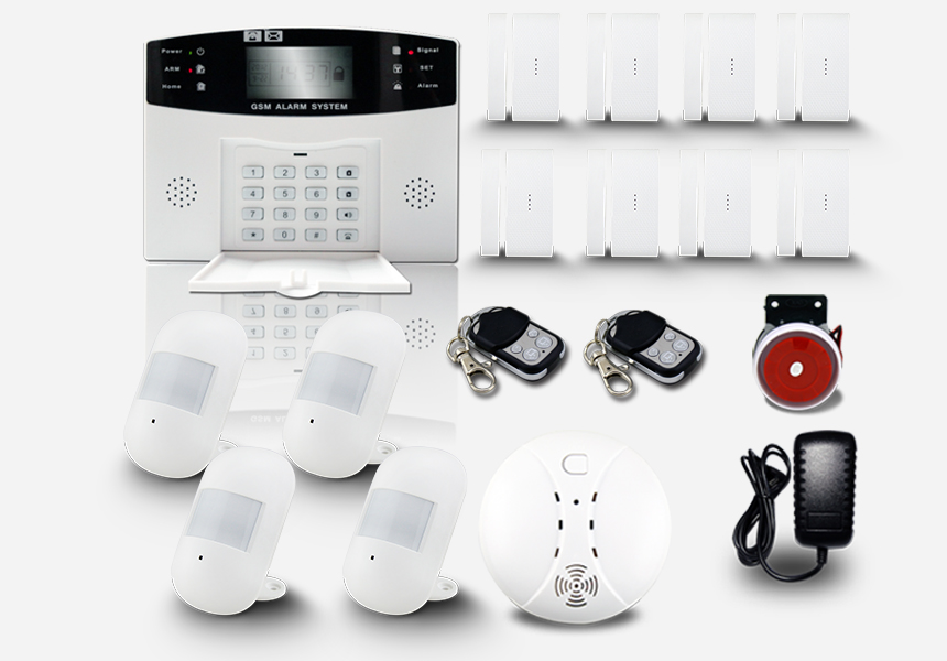 alarm wireless system