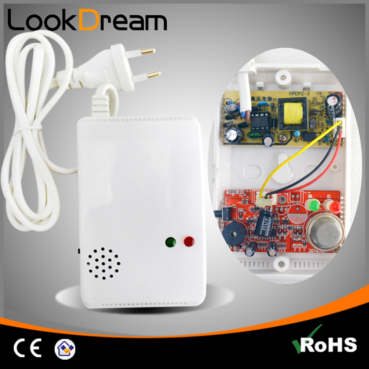 lpg gas leak detector for home