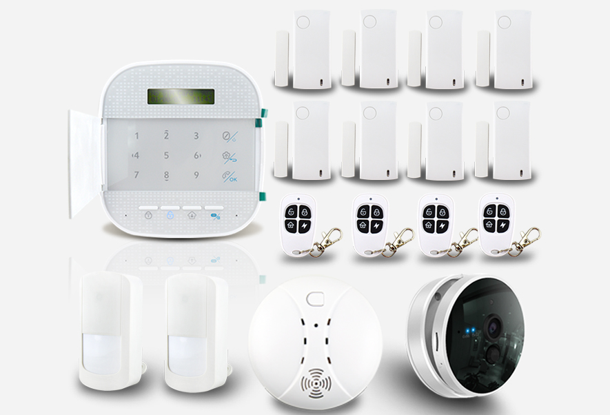 Wifi home security systems