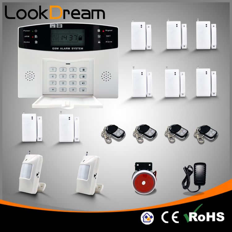 alarm systems for homes