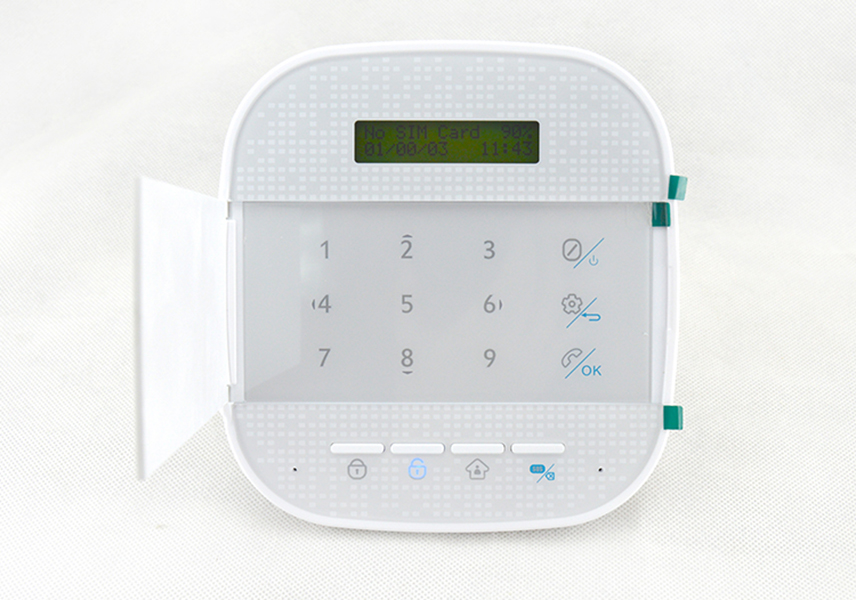 wireless alarm companies