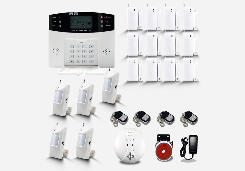 security alarm systems for business