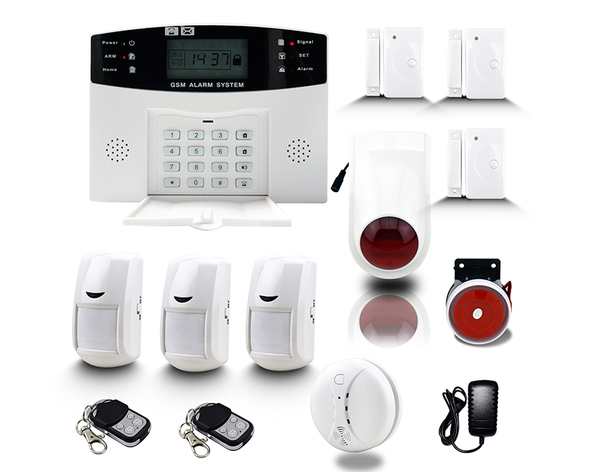 burglar alarms for homes