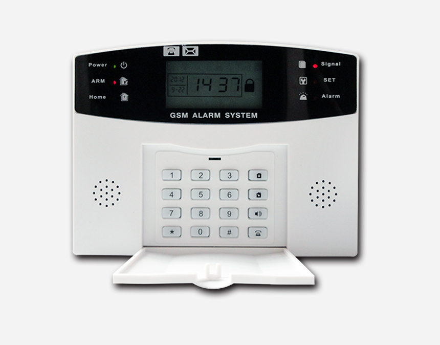 wireless door alarm