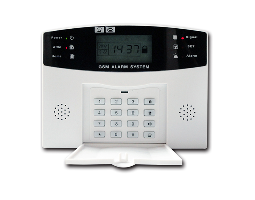 house alarm systems wireless